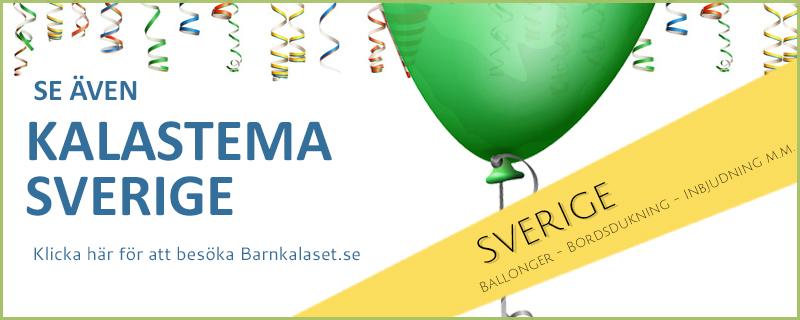 Sverige fest kalastema