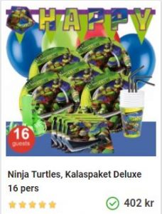 turtles kalaspaket