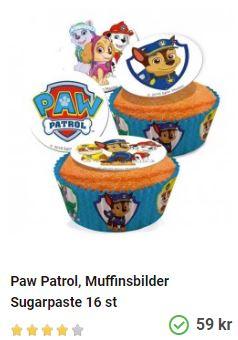 paw patrol muffinsbilder