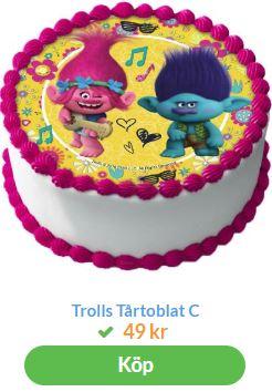 trolls 1 tårtoblat