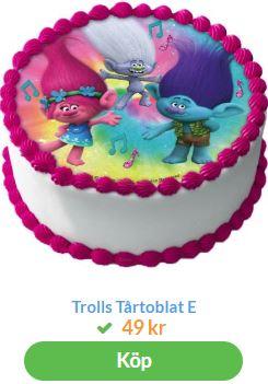 trolls tårta 4