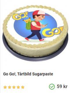 pokemon go tårtbild