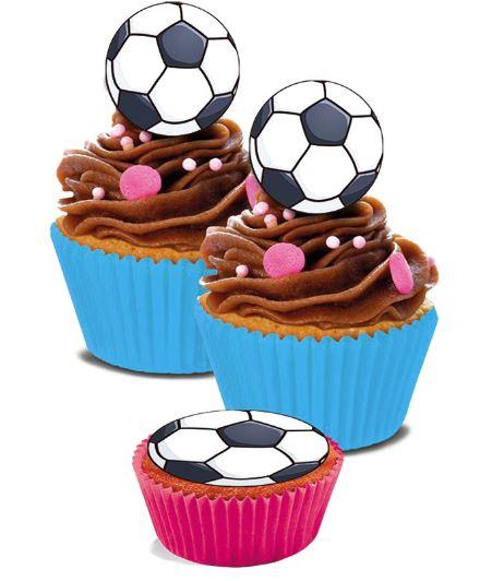 muffinsbild fotboll