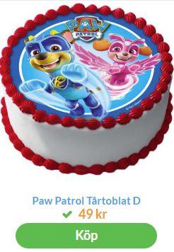 paw patrol ätbar bild 4