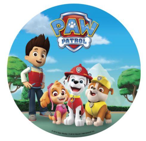 paw patrol bild