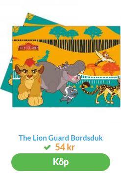 lejonkungen bordsduk