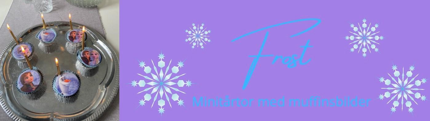 frost minitårta guide