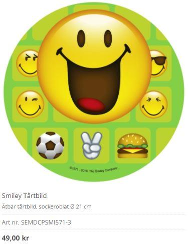 smiley sockeroblat
