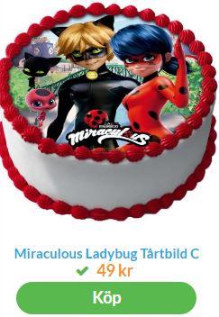 ladybug tårtoblat 2
